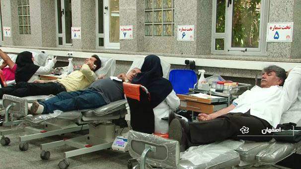 اهدای خون در ماه مبارک رمضان