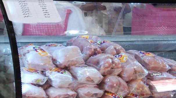 عرضه گوشت مرغ و قرمز با قیمت تنظیم بازار در ماه مبارک رمضان
